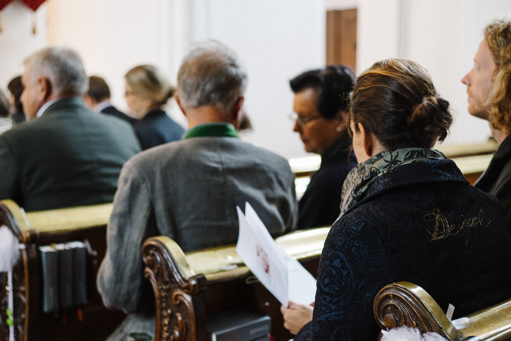 Taufe, Mondsee, Maria Hilf Kirche