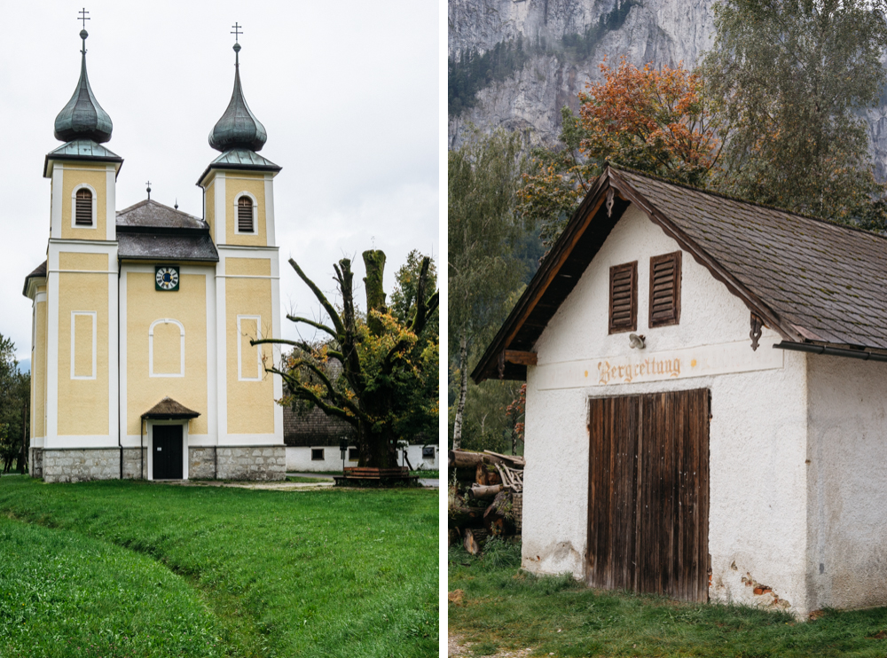 Taufe, Mondsee, St. Lorenz, Feier