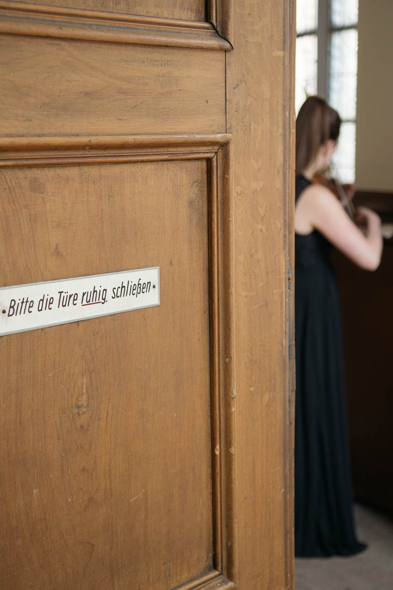 Bachwerkvokal, Händel-Produktion