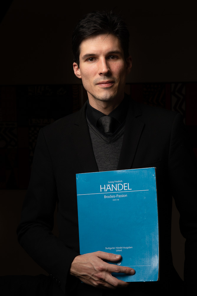 Händel, Brockes Passion