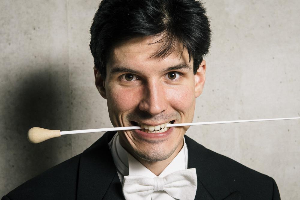 Dirigent Gordon Safari